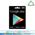 Google Play Card USD