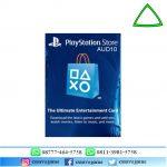PlayStation Card AUD
