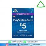 PlayStation Card GBP
