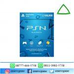 PlayStation Card IDR