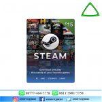 Steam Wallet USD