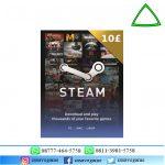 Steam Wallet GBP