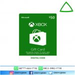 XBOX Live Gift Card AUD